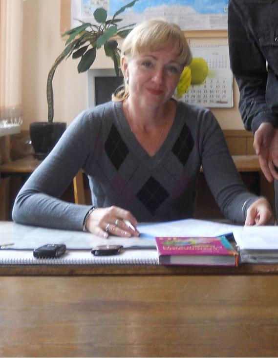 Захарченко Ирина Леонидовна
